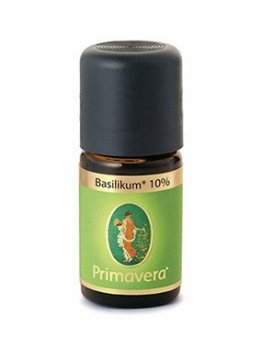 Basilikum* bio 10% (5 ml) -