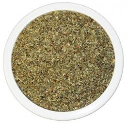 Basilikum gerebelt 1 kg 1000 g ~ naturrein ~ ohne Zusätze ~ unbegast ~ unbestrahlt ~ gentechnisch unverändert ~ PEnandiTRA® -