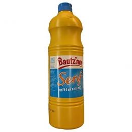 Bautz'ner - Senf mittelscharf - 1000ml -