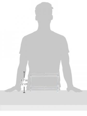 Brunner Campingartikel Gewürzregal Maße 30 X 7 X 22 Cm, 550/217 -
