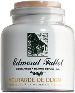 Fallot Dijon-Senf im Steintopf, 250g -