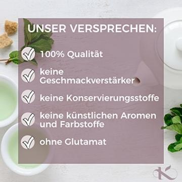 Fenchel Anis Kümmel Tee lose 100g Kräutertee natürlich bekömmlich Fencheltee Anistee Kümmeltee - Kräuterteemischung frischer Tee im Aromabeutel -
