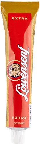 LOEWENSENF Senf Extra, 6er Pack (6 x 200 ml) -