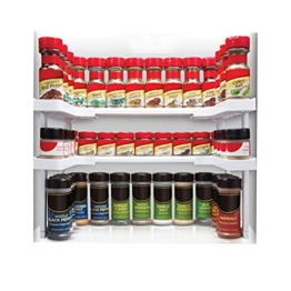miniinthebox Spicy Regal Spice Rack und stapelbar Organizer Set von 1 -