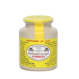 Pommery - Dijon Senf extra scharf - 240ml -