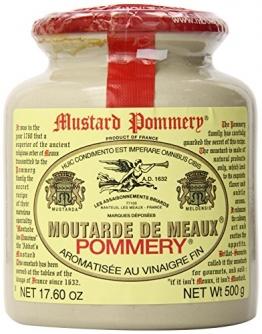 Pommery Moutarde de Meaux 500g -
