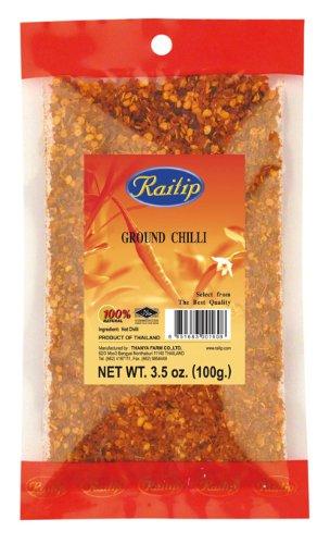 Raitip Chili, grob gemahlen, 5er Pack (5 x 100 g) -