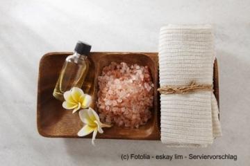 Rosa Kristallsalz aus Pakistan (auch bekannt als Himalaya Salz) 1kg grob 2-5mm für die Salzmühle von Azafran® | Steinsalz | Ursalz - Intensiv im Geschmack -