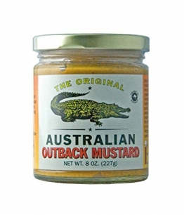 The original Australian - Outback Mustard Senf - 227g -