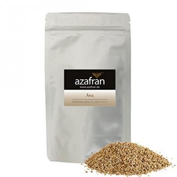 Anis ganz - Anissamen - Ideal auch als Anistee (250g) von Azafran® - 1